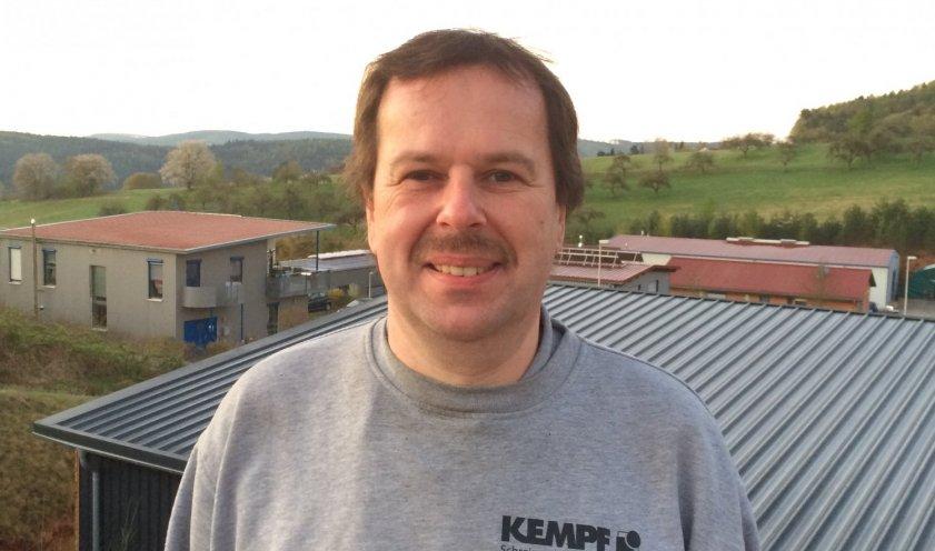 Roland Frankenberger, Schreinerei Kempf